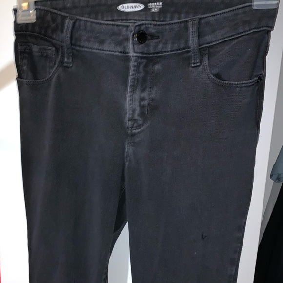 Old Navy Rockstar Super Skinny 24/7 Jeans